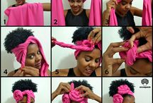 My way to Black Natural Hair