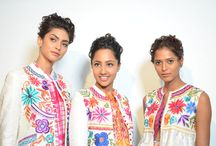 Lakme Fashion Week S/R Backstage