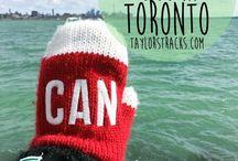 Our Family Trip to Toronto!