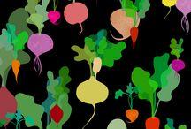 Nabatou llaft / All shades of turnip