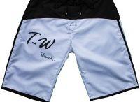 T-W Boardshort