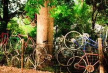 cycle-licious / bicycle style, bicycle art.