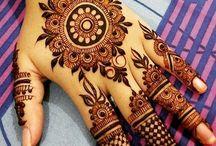 Henna & Make Up
