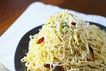 Pasta dishes / by Lori Barnhart