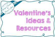 Always Teaching Valentine's Day / Valentine's Day Ideas & Resources - Always a Teacher & Forever a Mom