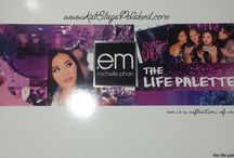 em michelle phan | em cosmetics / All of my em cosmetics reviews and swatches