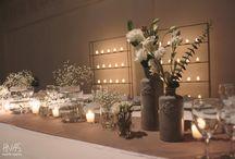 Un Casamiento Blanco y Delicado, Deck 39 / casamiento, wedding, decoración, decor, centerpiece, decoration, gypsophila