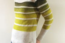Jumpers, Sweaters & Cardigans / Knit and crochet sweaters and pullovers.