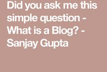 Set Up My Blog / Discover How You can Get Your Own Blog Set Up & Running in almost NO TIME without having any Technical Skills so you can Earn Name, Fame & Generate an Extra Source of Income while Working from Home at Your Own Convenience. Live Your Dreams... Get Your Own Blog Set Up - Today...!!!