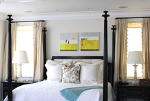 master bedroom / by Gabrielle Cheverie