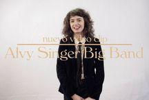 Musica Video Teaser / Ya se viene el nuevo VideoClip de Alvy Singer Big Band: Mi amor es asi.