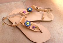 Sandals / Handmade Greek sandals