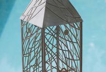 Bird Tables / Bird tables made by Shane Jackson