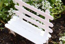 Fairy Gardens / Miniature gardens