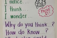 """Student Talk: Communication / Teach your """"thinking partners"""""""