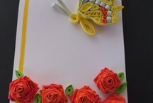 Quilling - my creations