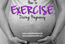 Health in Pregnancy / Exercises, diet and products that can help you to stay fit and healthy during pregnancy