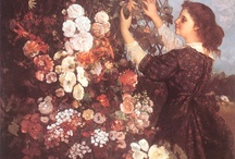 Le peintures que j'aime / http://www.mtholyoke.edu/courses/nvaget/230/peinture19eme.html