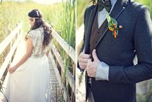 The groom is Allan