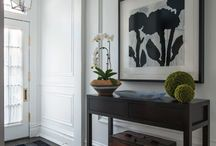 Entry / Foyer / by Naomi Stein