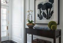 Entry / Foyer / by Naomi Stein
