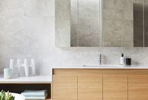 Bathroom tile colour inspiration