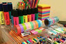 Storage Idea / 500色の色えんぴつの使い方 収納アイディア