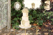garden southern wedding