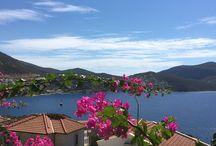 Kalkan - a jewel on the ancient Lycian coast in Turkey / Kalkan, a harbour town nesting in a hill on the Lycian coast is for us the best coastal resort in Turkey