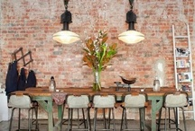 Restaurants and coffee shops / Inspiration