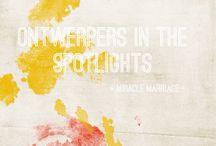 Ontwerpers in de Spotlights / We posten op o.a. onze Facebook-pagina / Pinterest / Twitter regelmatig informatie over de ontwerpers en hun japonnen.