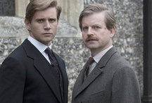 """Downton Abbey / Or as my husband likes to call it, """"Old Timey Show."""""""