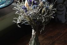 Dried Wedding Flowers from The Great British Florist