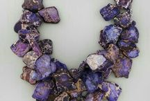 Jewelry Design: Purple Tones