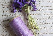 ~ Inspire.......Lilac & Purple ~ / Beautiful hues of lush luxury...