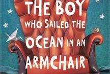 The Boy Who Sailed the Ocean in an Armchair by Lara Williamson / The Boy Who Sailed the Ocean in an Armchair is a story of new beginnings, and learing that goodbye isn't always the end. See how far the book has sailed around UK bookshops...