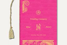 Wedding Program Book