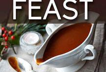Köstlichkeiten zu Weihnachten | Christmas Dinner and Receipes