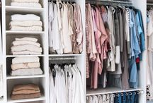 To Organize the wardrobe