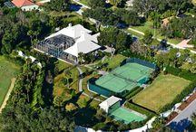 Celebrity Homes / Celebrity Homes