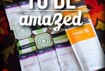 The Thrive life / by Sarah Cook