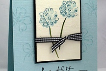 SU Sympathy Cards  / by Cathy Dawe