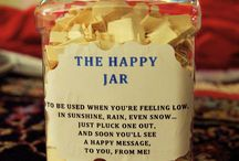 Gifts In A Jar and other DIY Gifts
