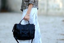 sequins / how to wear this summers sequins..pretty and useful ideas on how to dress up and down sequins and embellishmet