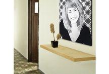 Cuadros Personalizados / Realizamos cuadros personalizados partiendo de la fotografía que quieran nuestros clientes. Con distintos acabados : Portage Home, PopArt, Comic, tipo Sorolla, tipo Warhol, tipo Lichtenstein, ilustrado, Montmartre.   #regalospersonalizados #cuadrospersonalizados