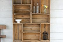 Furniture / by Peg McElmuray