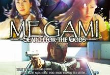 Megami Saga / From the films.