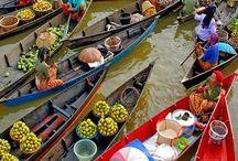 Bangkok utazás | Thaiföld / Bangkok éjjel-nappal pezsgő város. Fedezzük fel magunknak! www.divehardtours.com