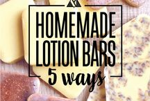DIY bath bars