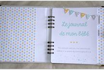 {- Journal de bébé -}